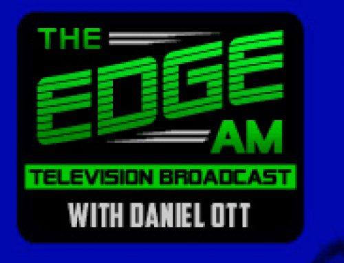 Appearance on The Edge AM with Daniel Ott